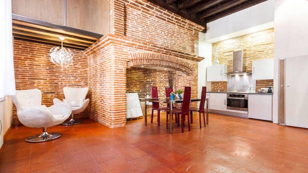Prisé hébergement à Toulouse