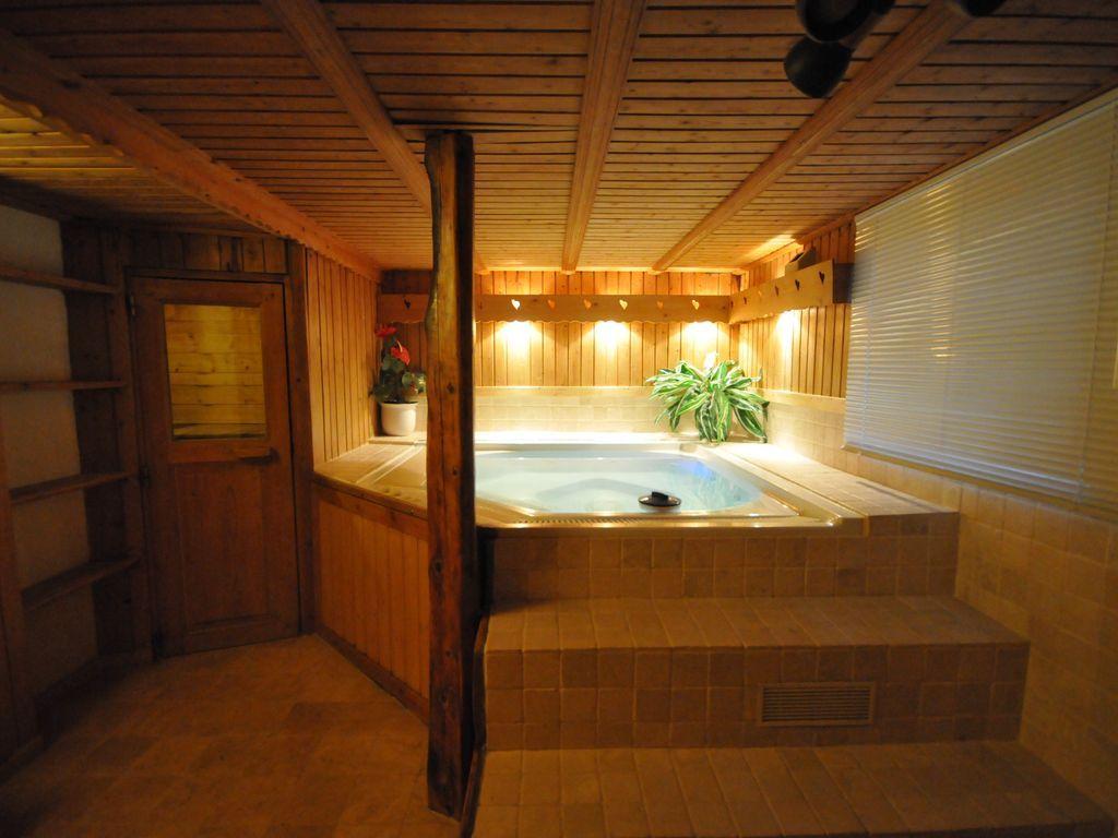 Chalet La Vieille Maison - 24 pers. - Jacuzzi y sauna - Paradiski pistas 50m