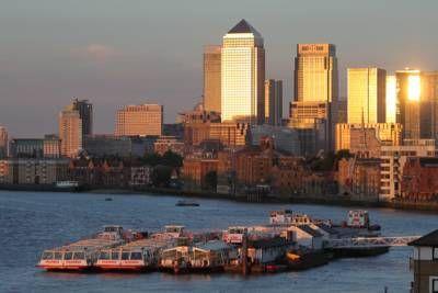 Piso turístico de 56 metros en Londres