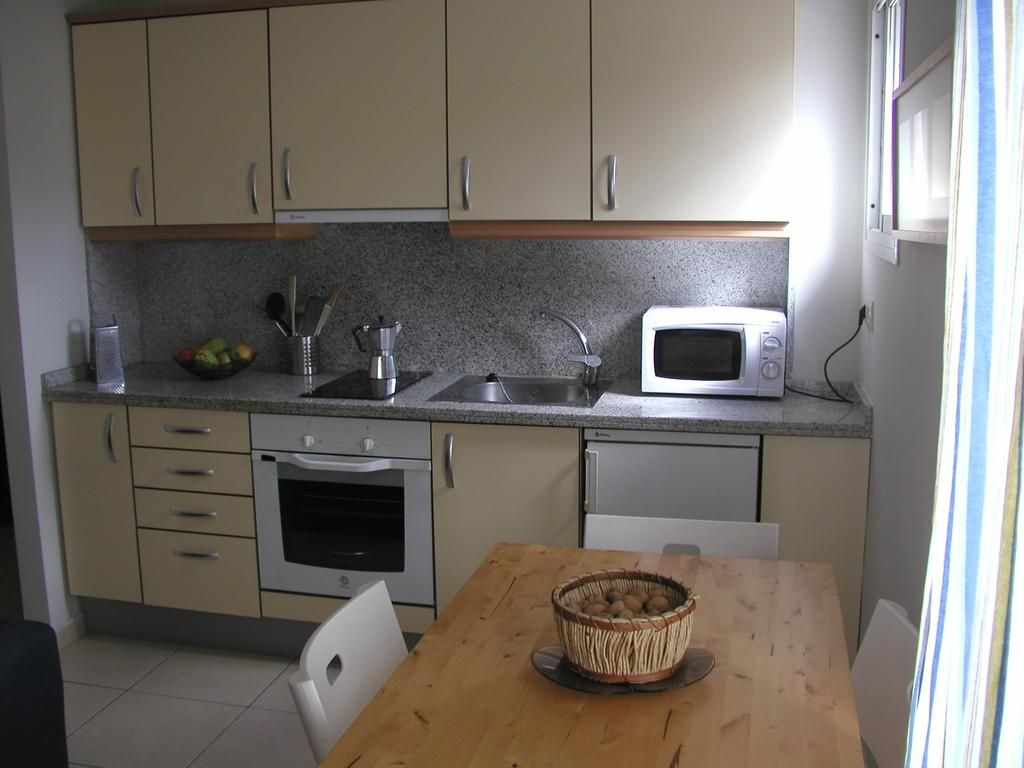 Apartment family in Los realejos