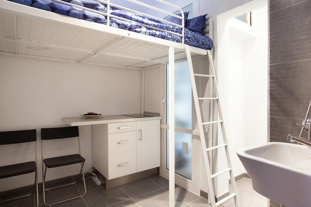 Ideal accommodation for 2 in Barcelona