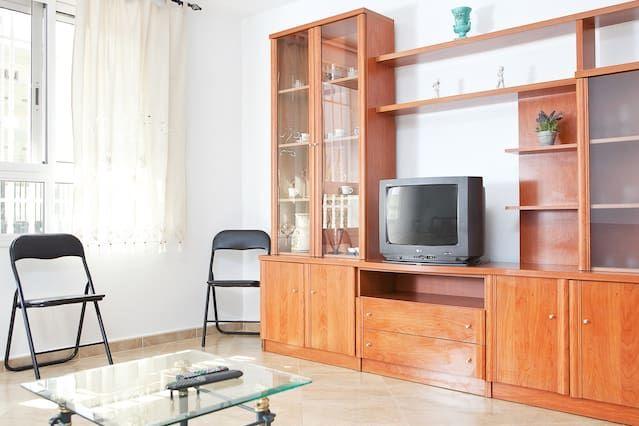 Apartamento con wi-fi para 5 huéspedes
