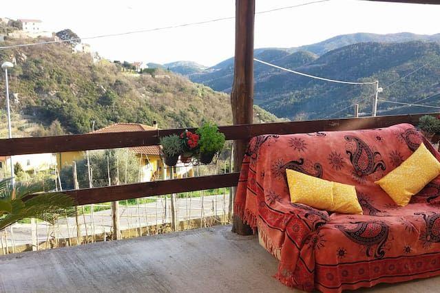 Alojamiento en Magliolo para 4 huéspedes