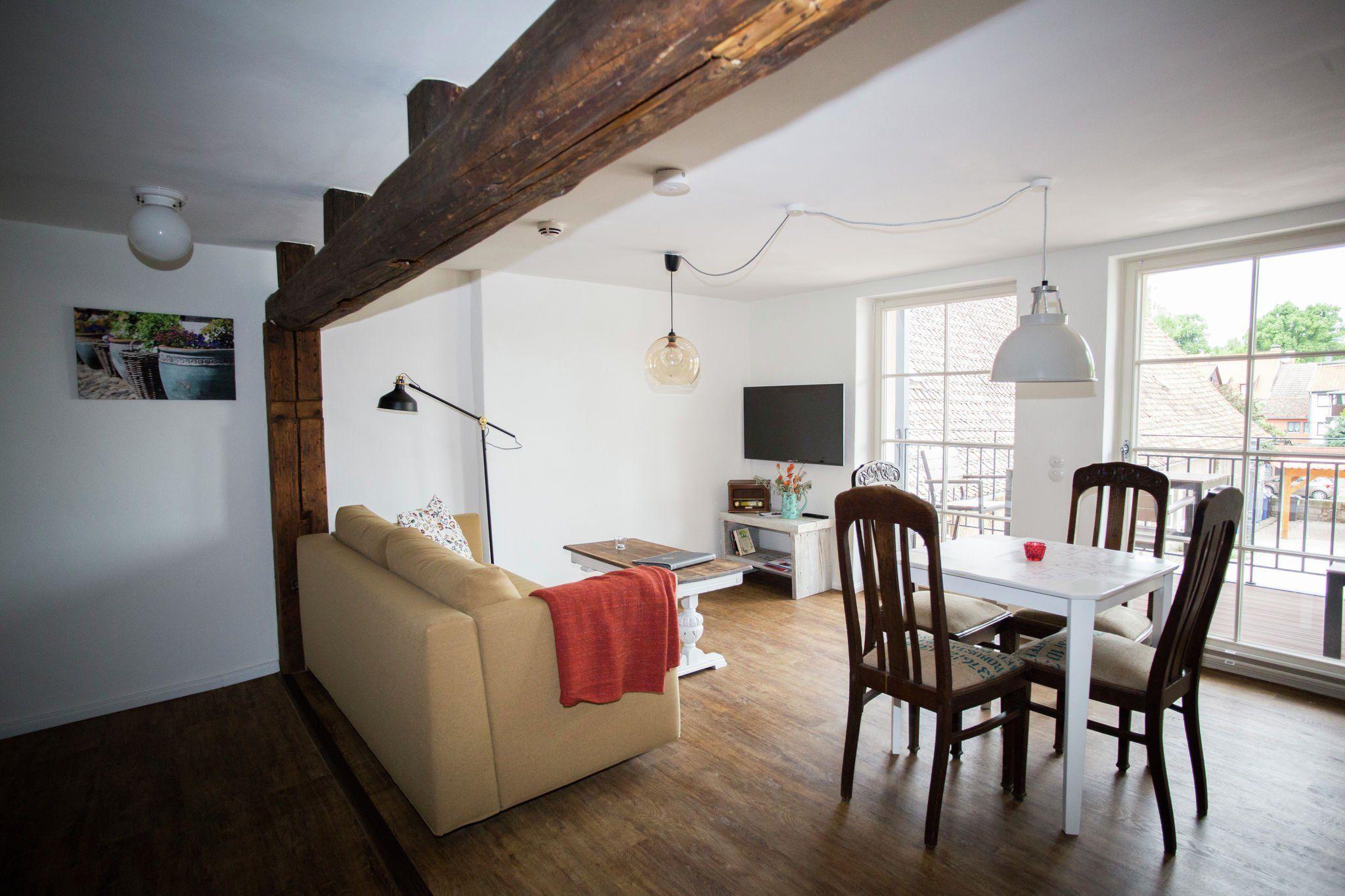 Ferienwohnung auf 65 m²
