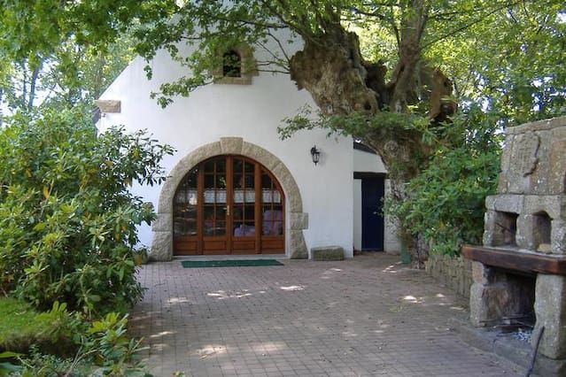 Residencia con jardín de 70 m²