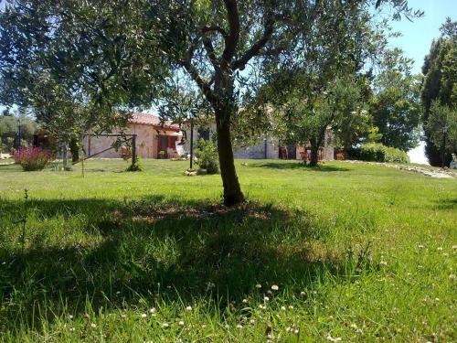 Residencia con parking incluído en Tarquinia