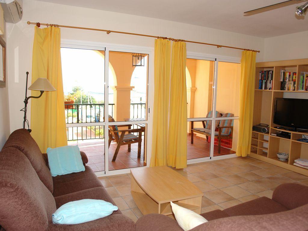 Perfecto apartamento en Nerja con Sábanas y toallas y Cocina