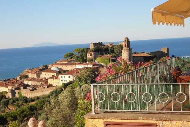 Maravilloso alojamiento en Castiglione della pescaia