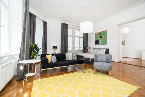 Family apartment with 3 rooms