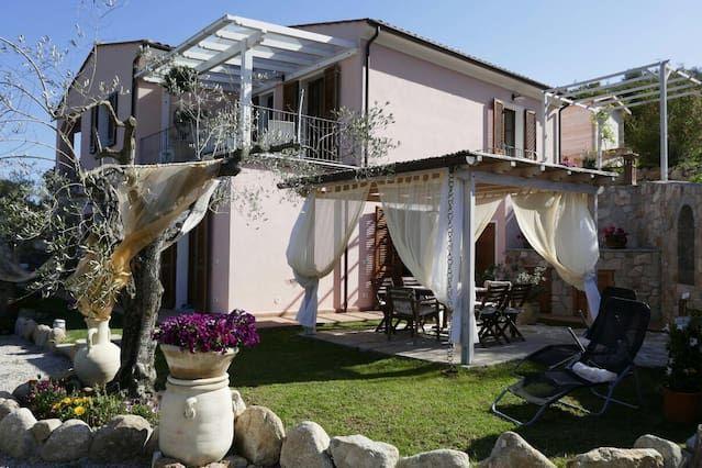 Casa vacanze per 5 ospiti a Campo nell'elba