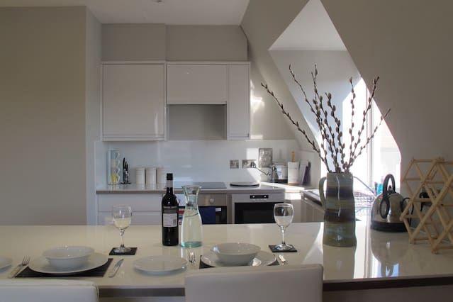 Harpenden short term serviced apartment rental