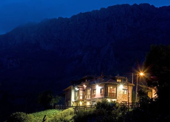 Ferienunterkunft in Caso mit 2 Zimmern