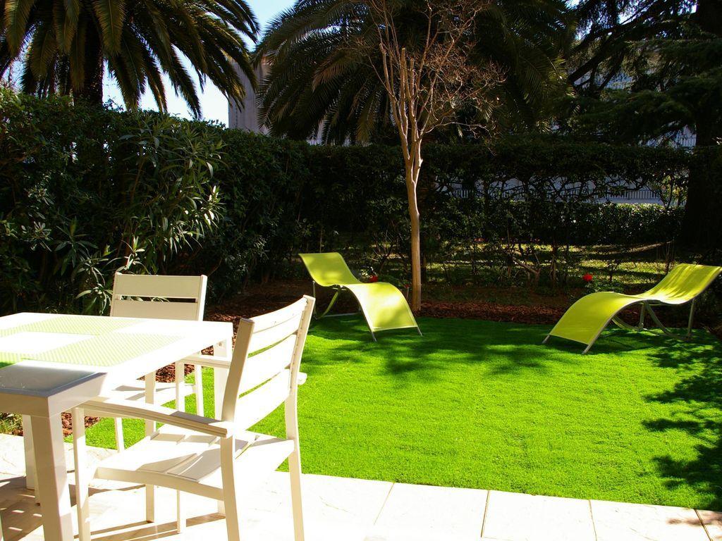 Maravilloso apartamento en Niza con  Balcón