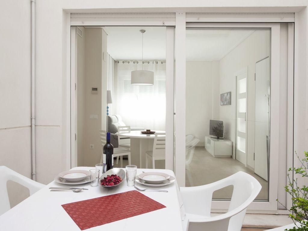 Apartamento con estilo en Gandía de 60 metros
