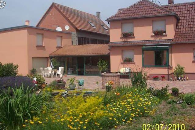 Apartamento en Schleithal para 4 huéspedes