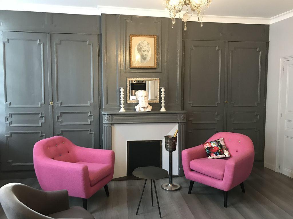 Appartement à Amboise avec 1 chambre