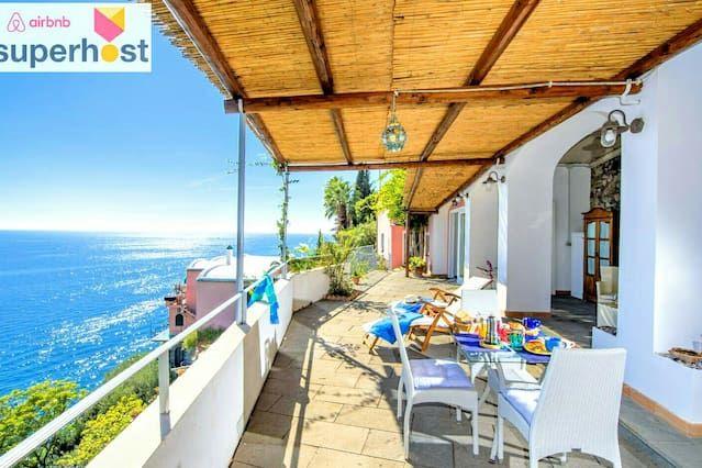Residencia en Ravello para 3 personas
