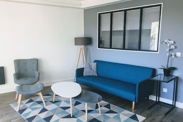 Appartement pour 5 personnes à Nogent-sur-marne