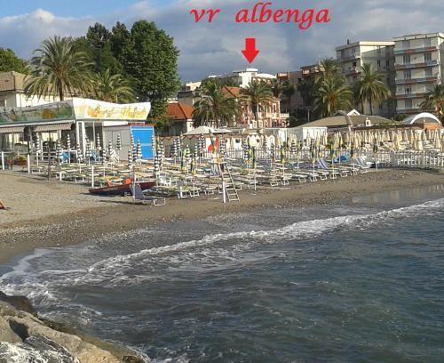 Vivienda en Albenga de 1 habitación