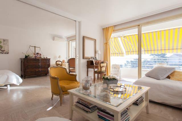 Appartement à Cannes avec wi-fi