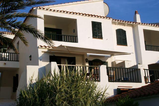 Wonderful 2 levels home in Menorca,