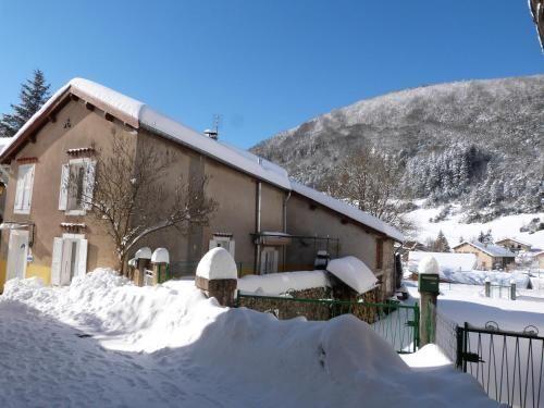 Alojamiento en Saint-agnan-en-vercors de 1 habitación