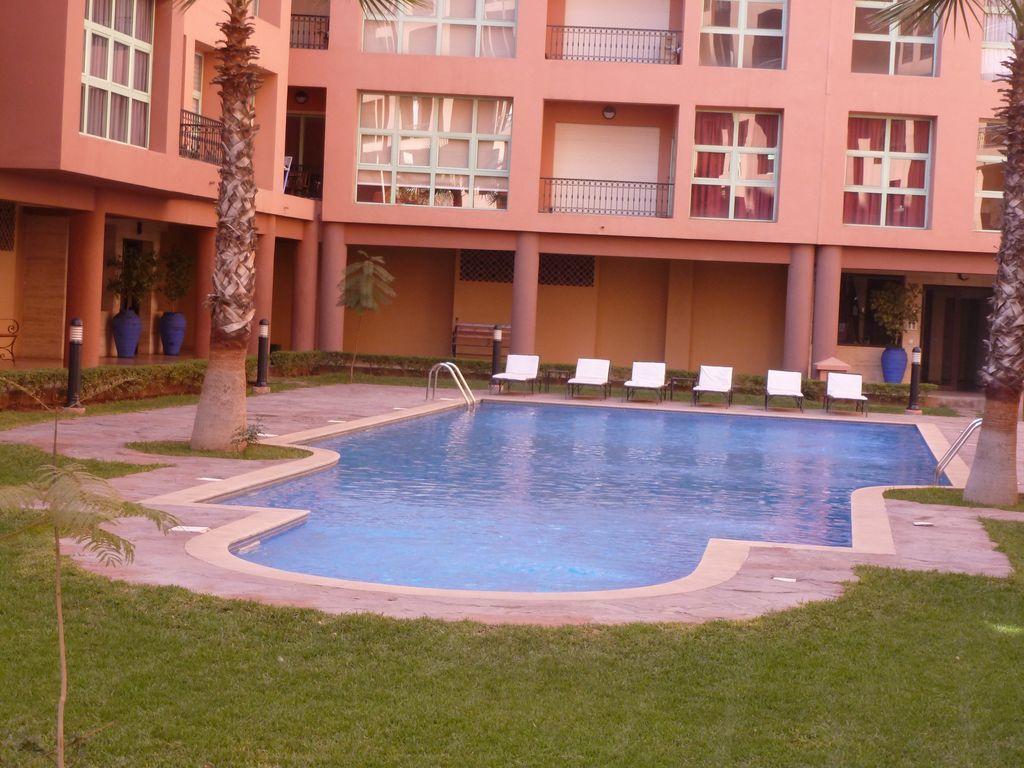 Apartamento en Marrakech de 2 habitaciones