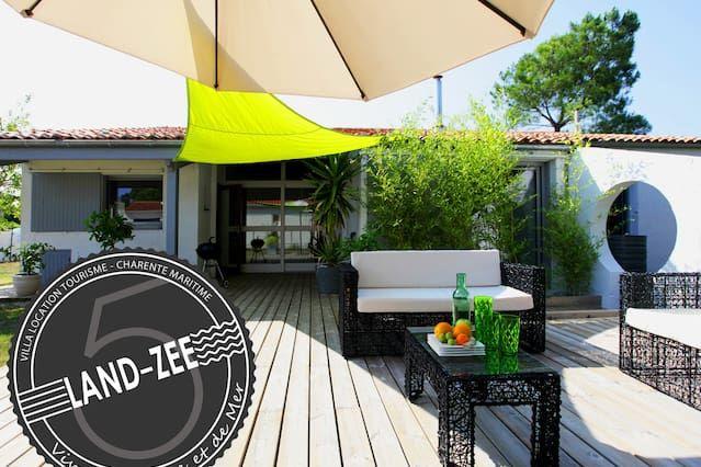 Residencia de 170 m² en Saujon
