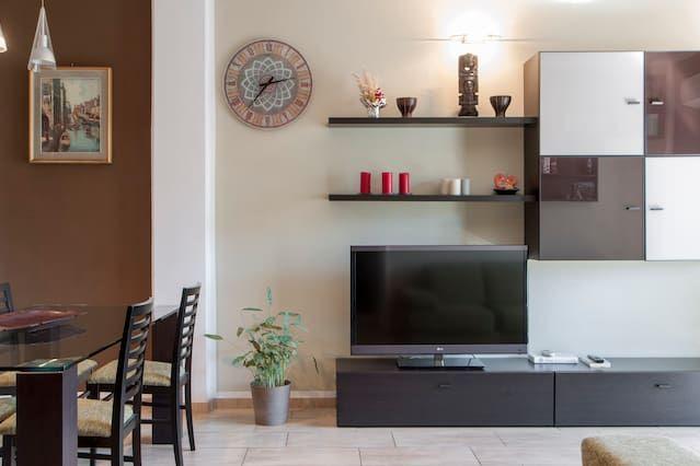 Meraviglioso appartamento WIFI gratuita