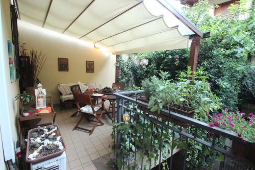 Appartamento di 68 m² con giardino