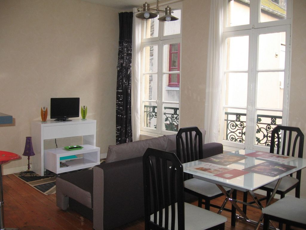 Fitted 41 m² holiday rental