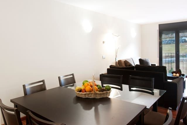 Appartement avec wi-fi à Incles