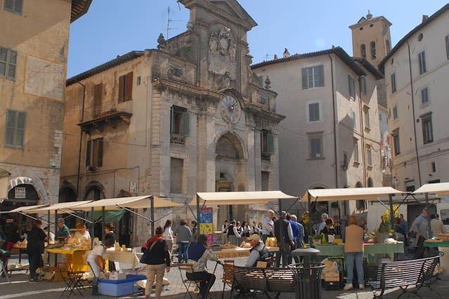 Apartamento en Spoleto para 4 huéspedes