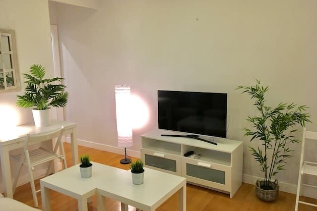 Appartement cosy à 1 chambre