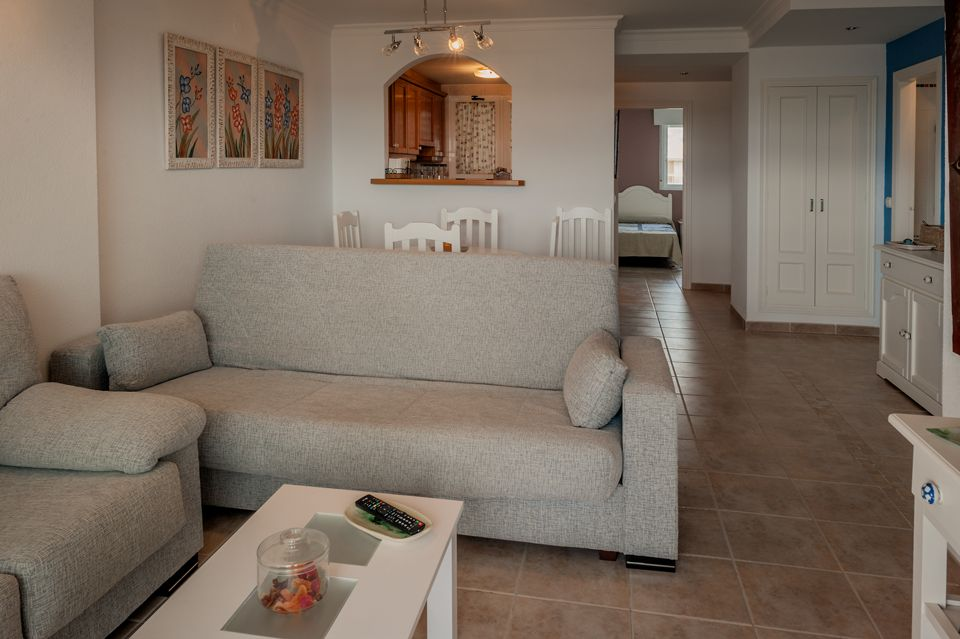 Apartamento acogedor de 72 m²