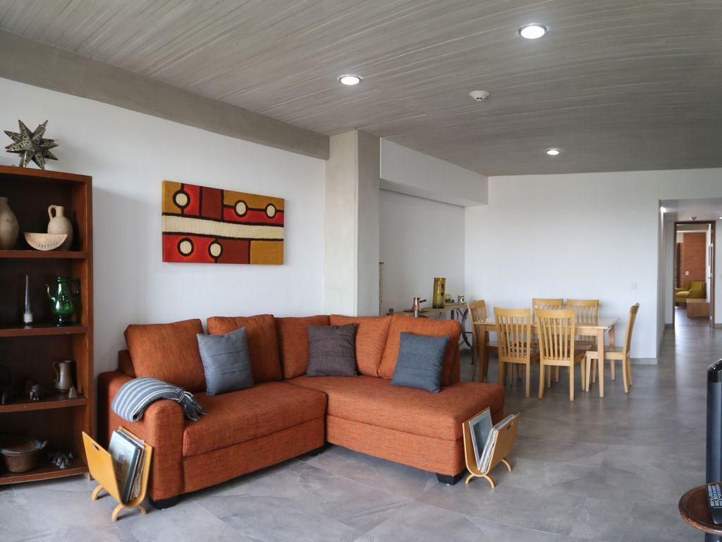 Apartamento con wi-fi para 6 personas