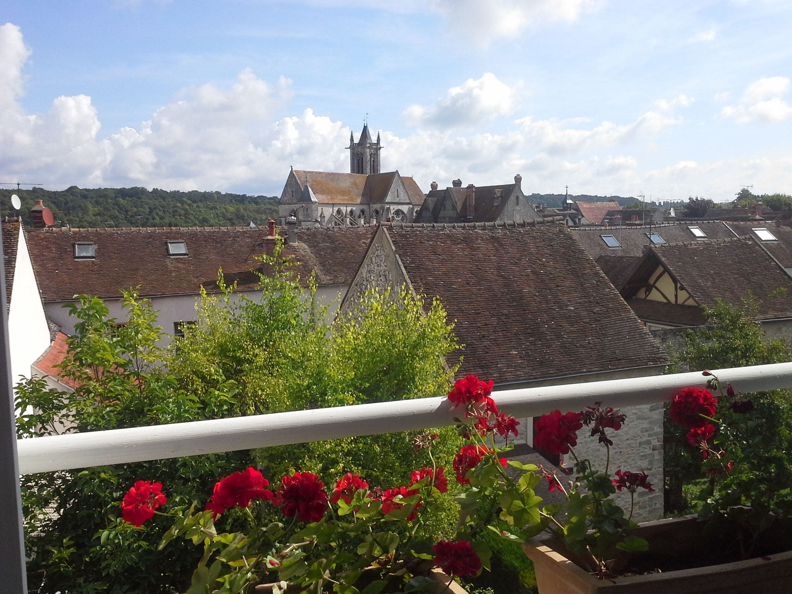 Residencia para 4 huéspedes en Moret-sur-loing