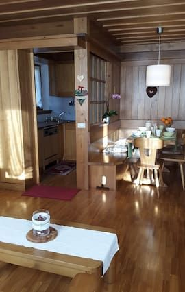 LOVELY APARTMENT IN DOLOMITE