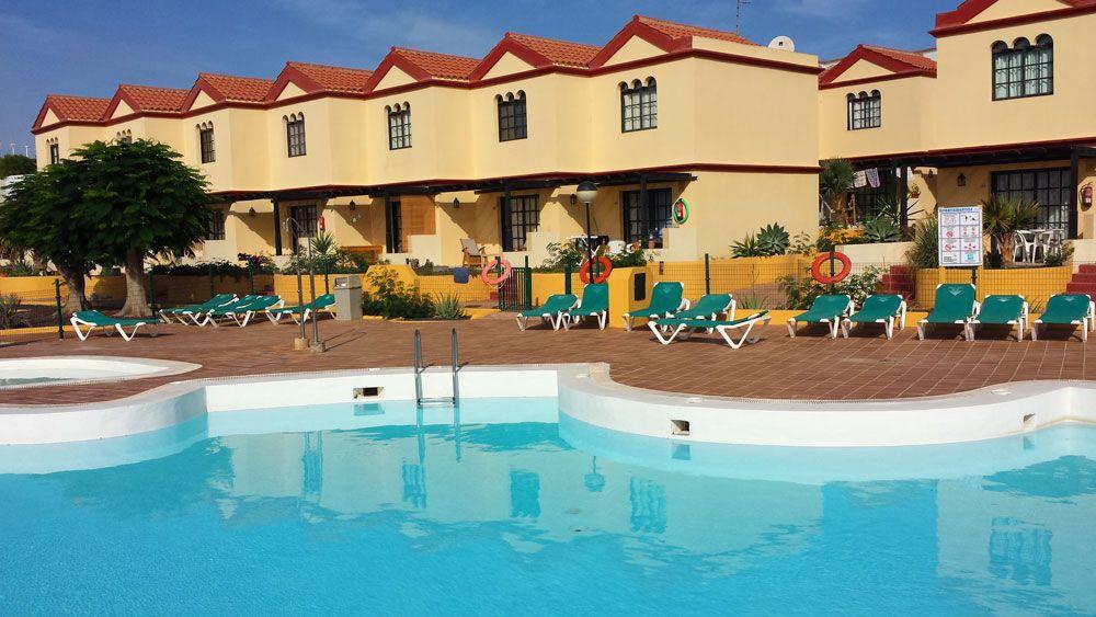 Apartamento con encanto en Costa calma para 4 huéspedes