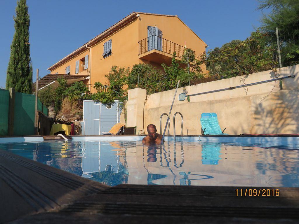 Alojamiento de 43 m² con piscina