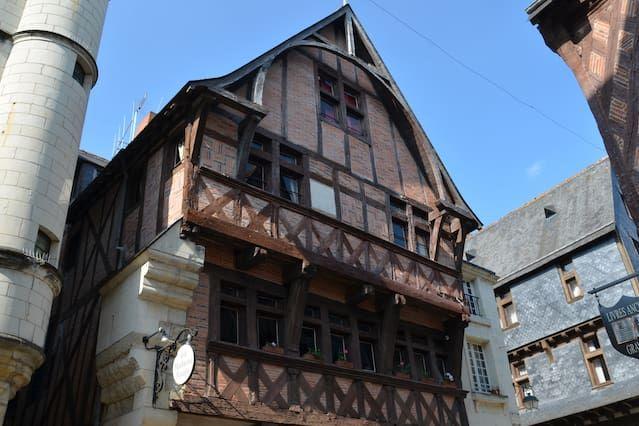 Cottage la Maison Rouge *** Chinon
