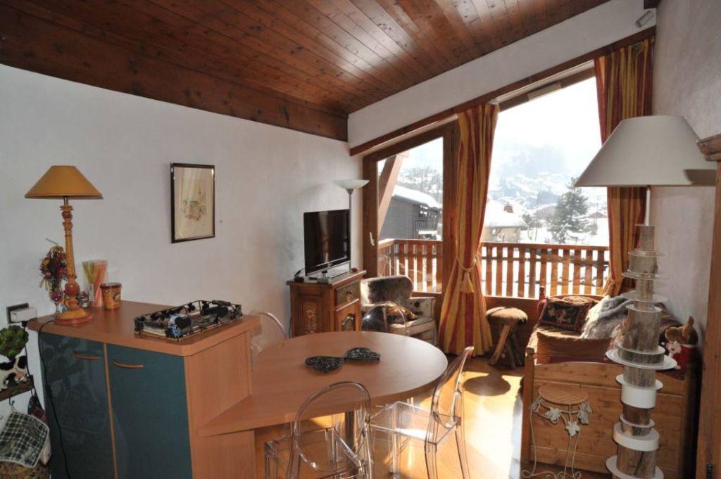Vivienda de 36 m² en Megève
