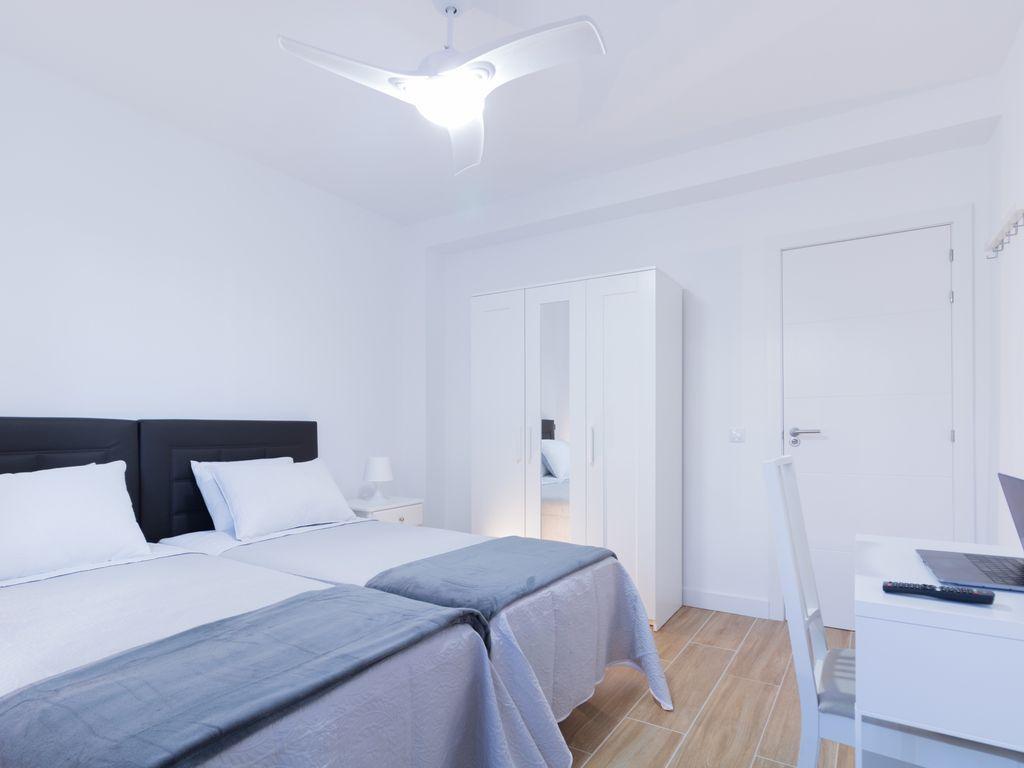 Apartamento de 36 m² de 1 habitación