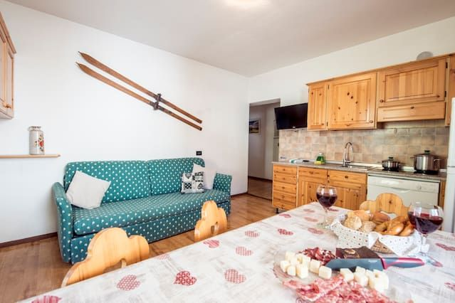 3-room apartment in Val di Fassa TO