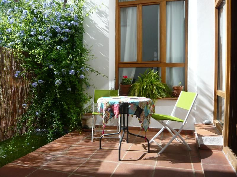 Apartment in Grazalema with Terrace, Internet, Washing machine (596733)