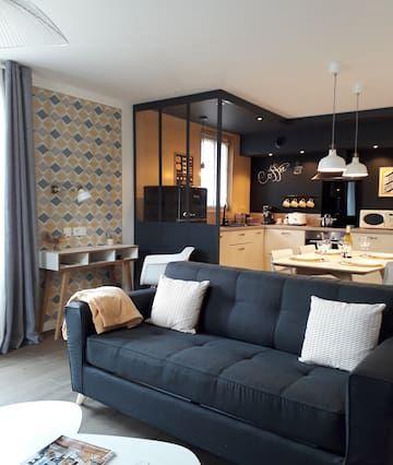 Alojamiento de 54 m²
