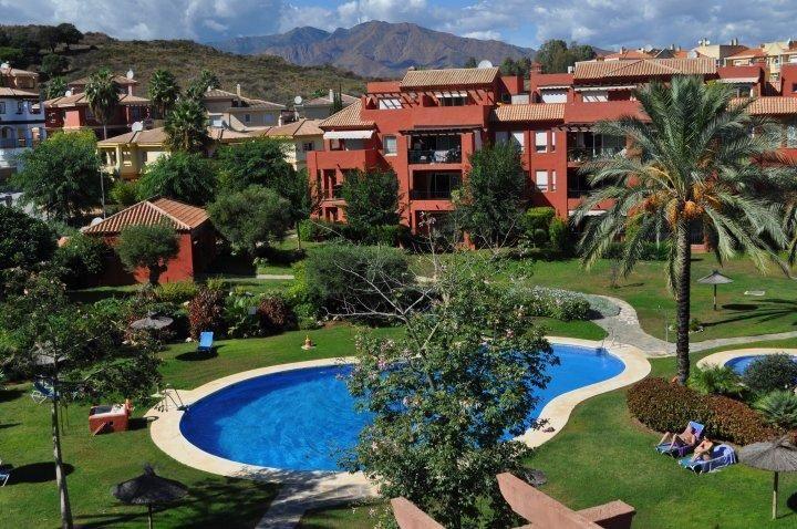 Apartamento funcional en Mijas