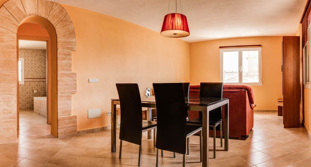 Property with wi-fi for 6 guests
