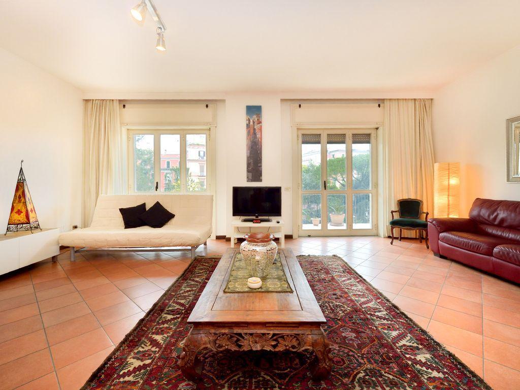 Apartamento de ensueño en Nápoles de 2 dormitorios