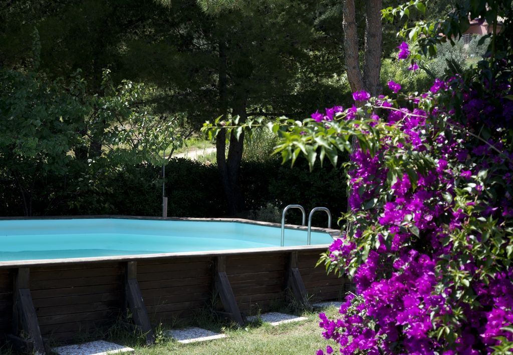Casa para 6 personas con piscina